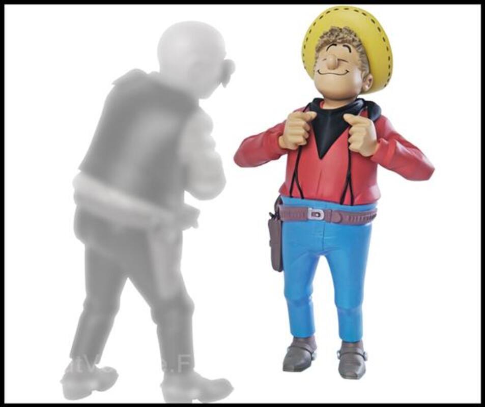 KID ORDINN chick bill tibet figures et vous PRECOMMANDE 69518910