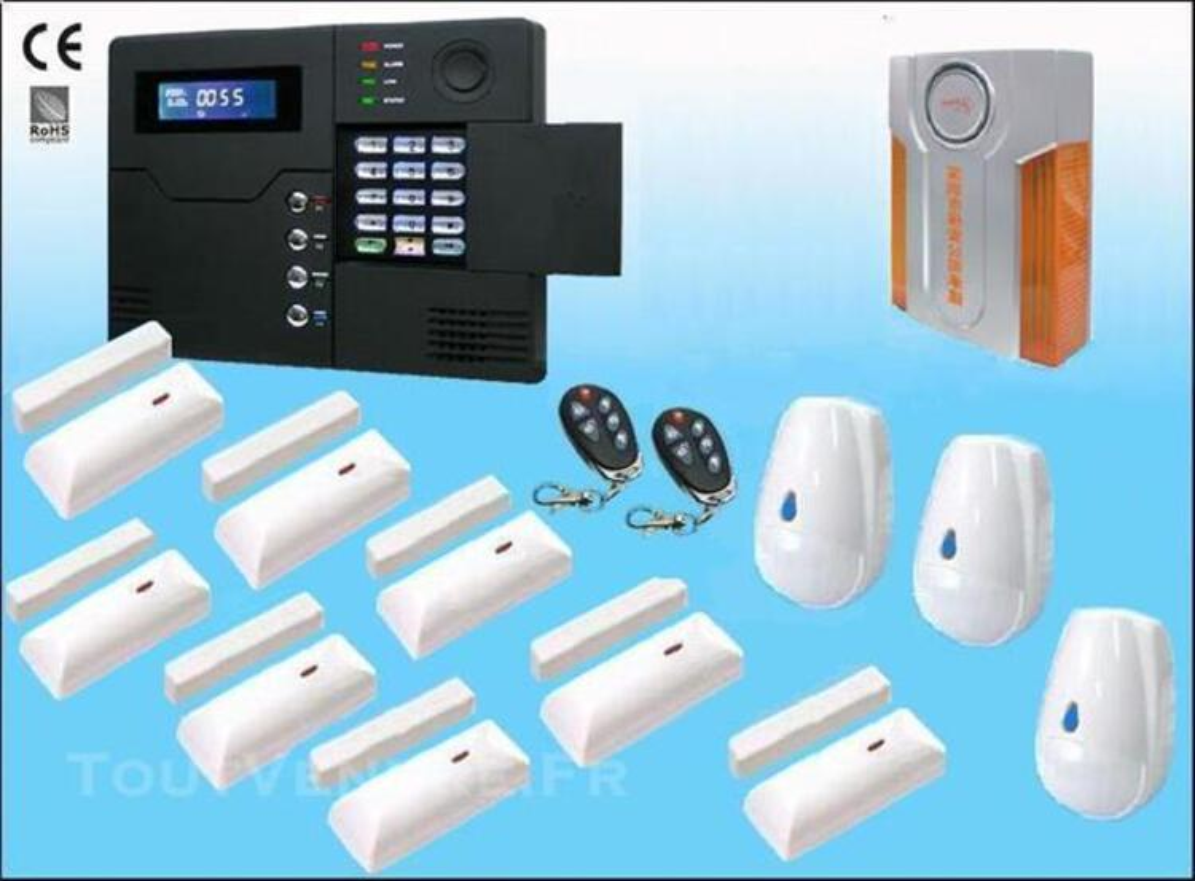 Kit alarme maison 81859758