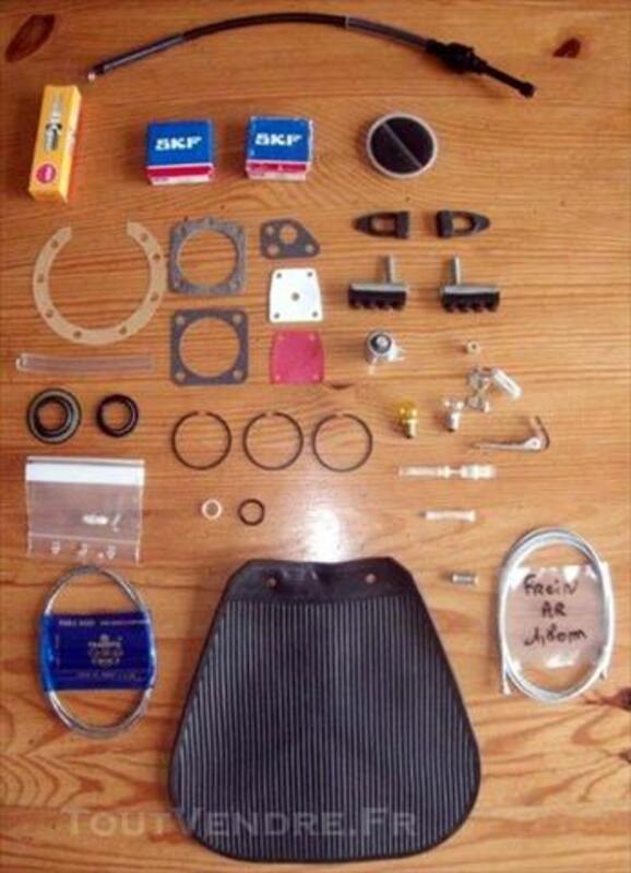 Kit Complet Rénovation Moteur Solex 3300 3800 5000 75529280