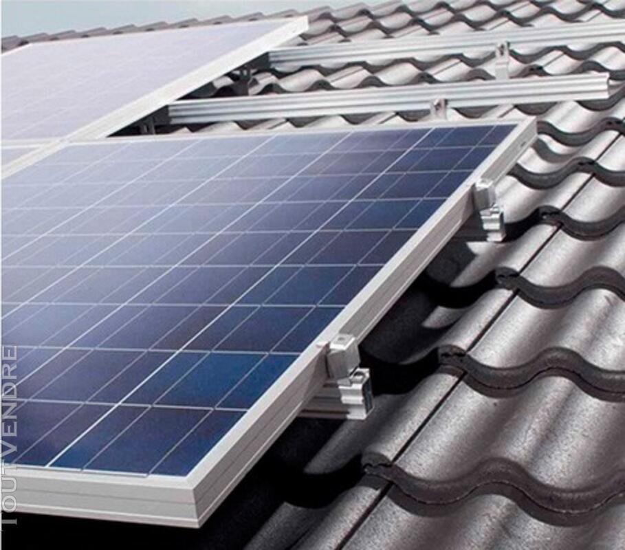 Kit solaire autoconsommation 500 w avec fixations 125274262