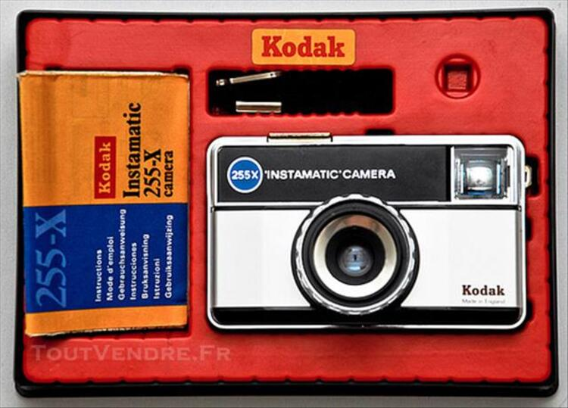 Kodak instamatic 255x 78349315