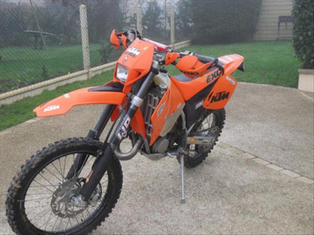 KTM 125 EXC 54712077