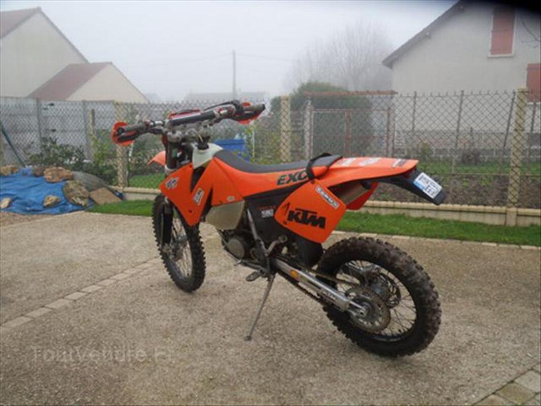 KTM 125 EXC 54712078