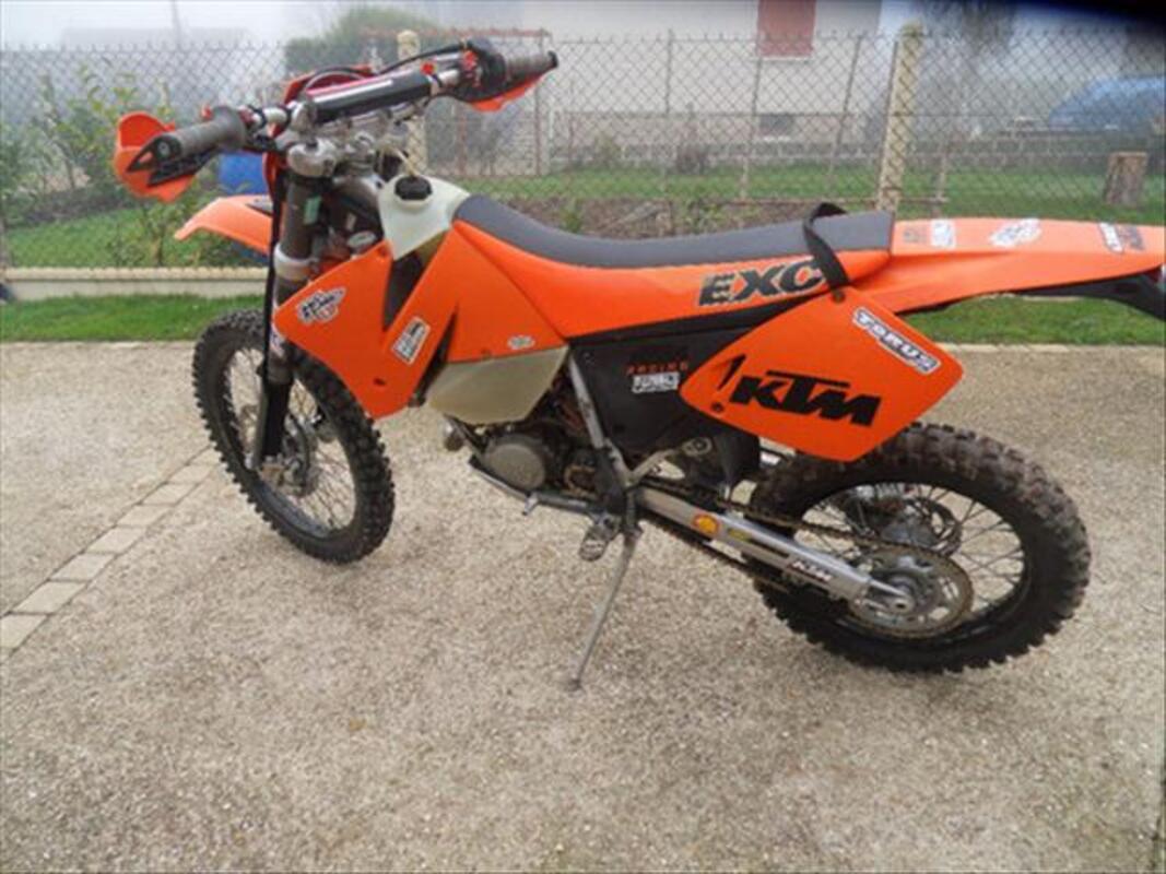 KTM 125 EXC 54712079