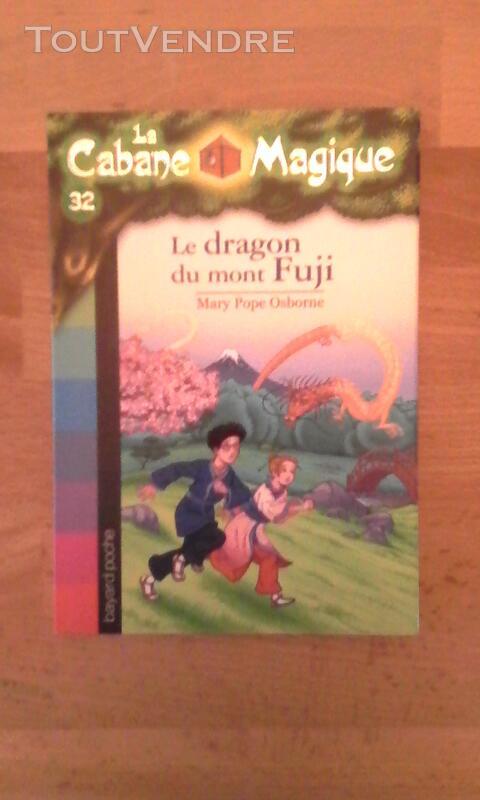 La Cabane Magique : Le dragon du mont Fuji 338818366