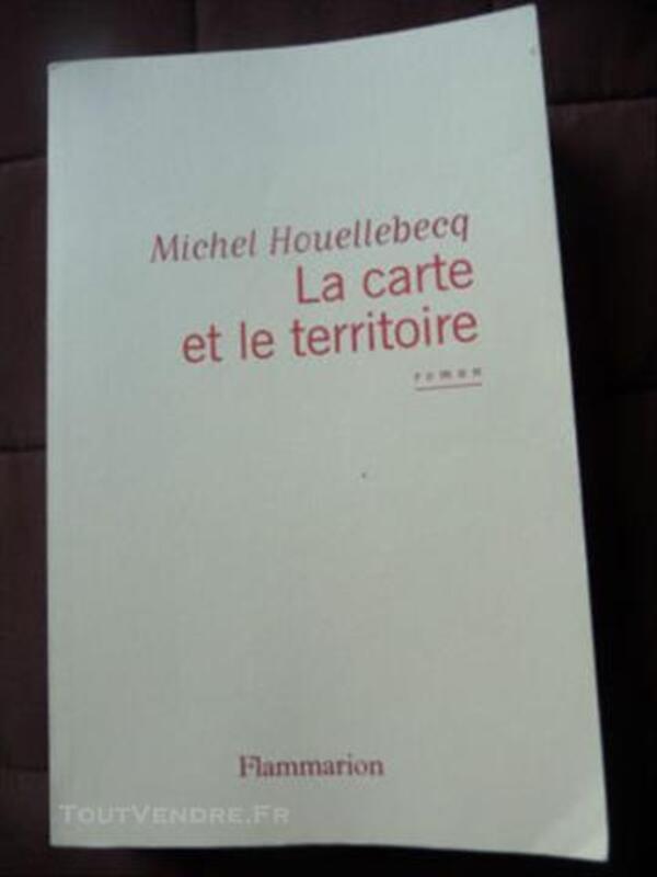 La Carte Et Le Territoire - Michel Houellebecq 85997559