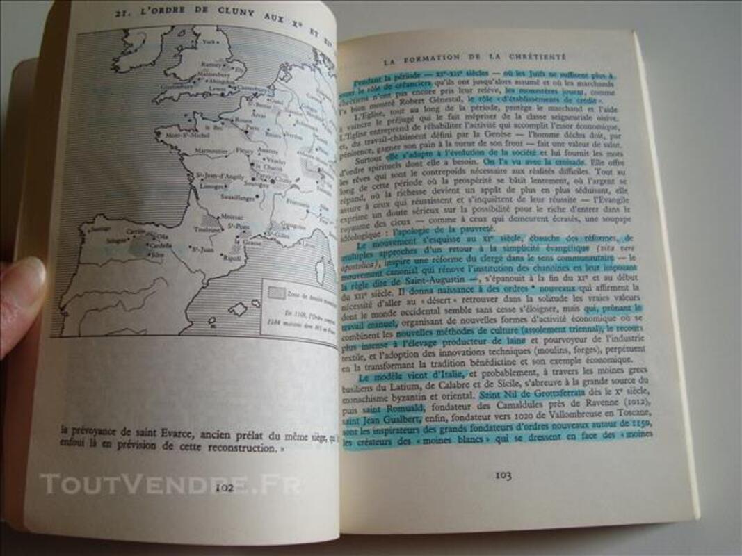 La civilisation de l'Occident médiéval - Jacques Le Goff - 0 77543491