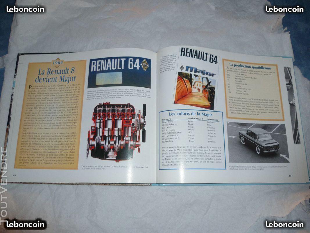 La Renault 8 De Mon Père de Dominique Pascal 440211532