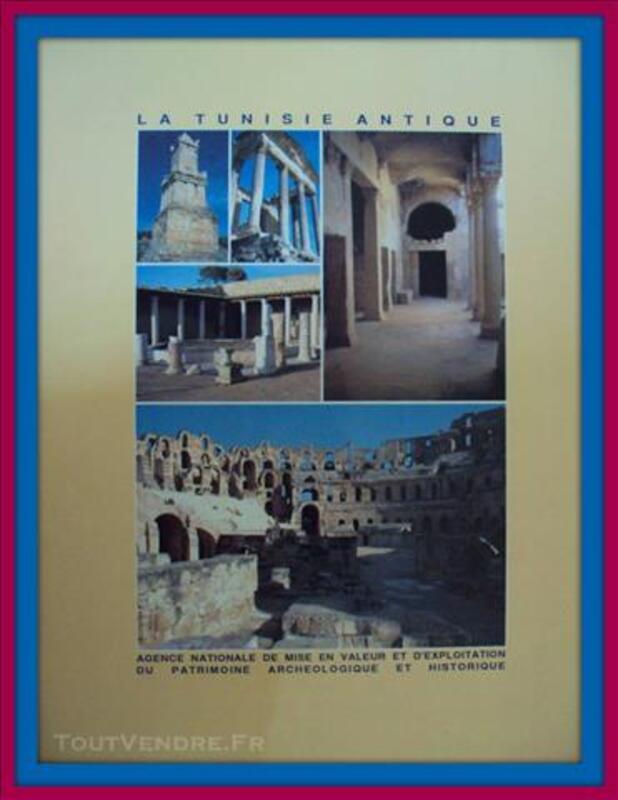 La Tunisie antique les principaux sites 79736634