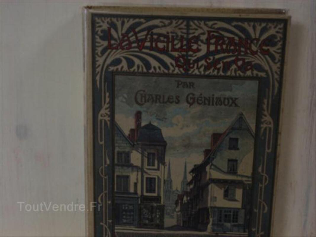LA VIEILLE FRANCE QUI S'EN VA (1900) 56330532