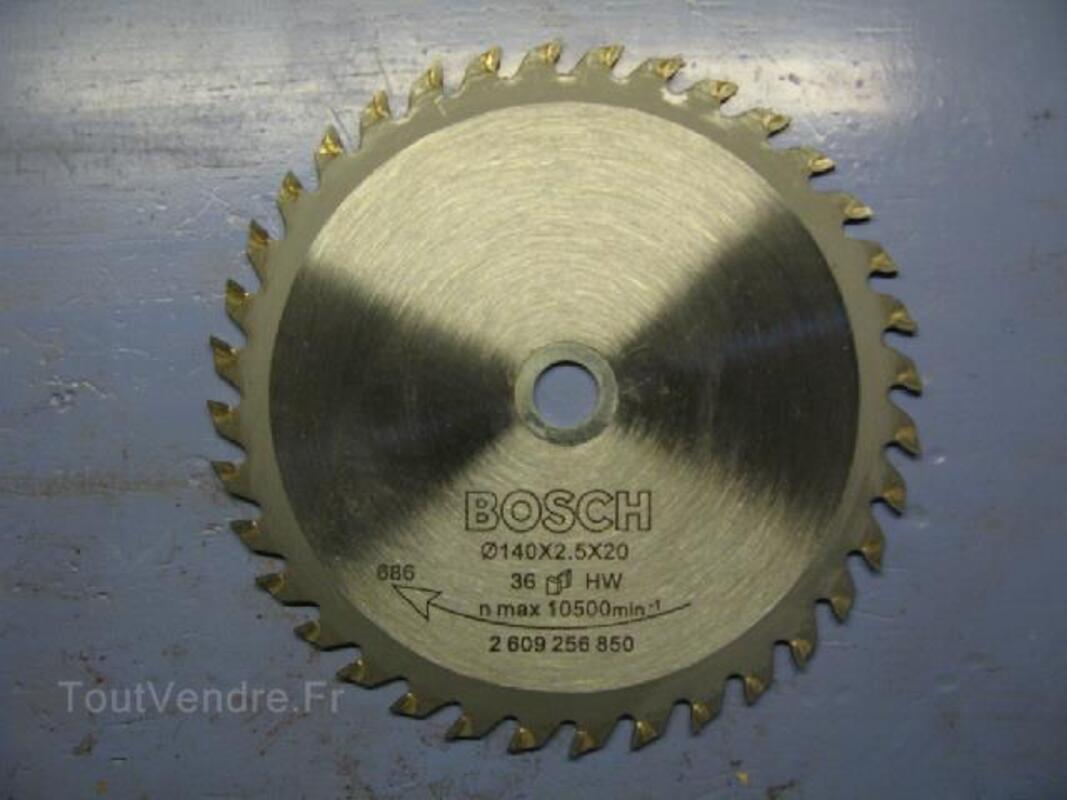 Lame Bosch 140mm 91917116