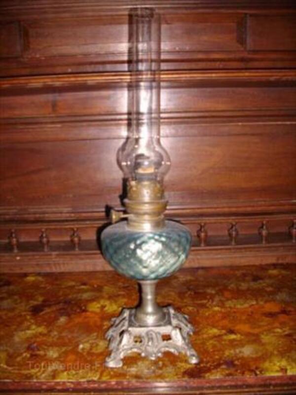 LAMPE A PETROLE, LAMPE TEMPETE,  VERRES DE LAMPE 49330992