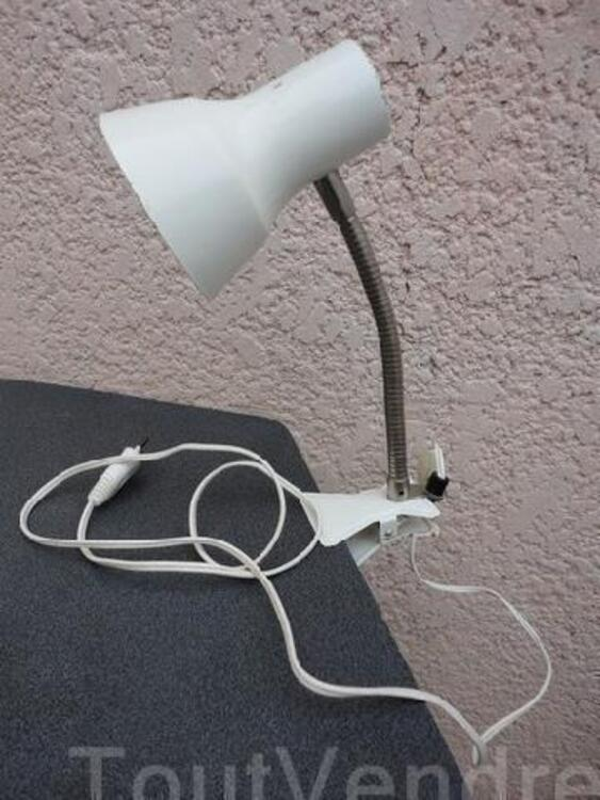 Lampe à pince vintage année 60/70 94036808