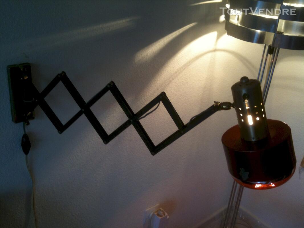 LAMPE APPLIQUE VINTAGE 50 117958757