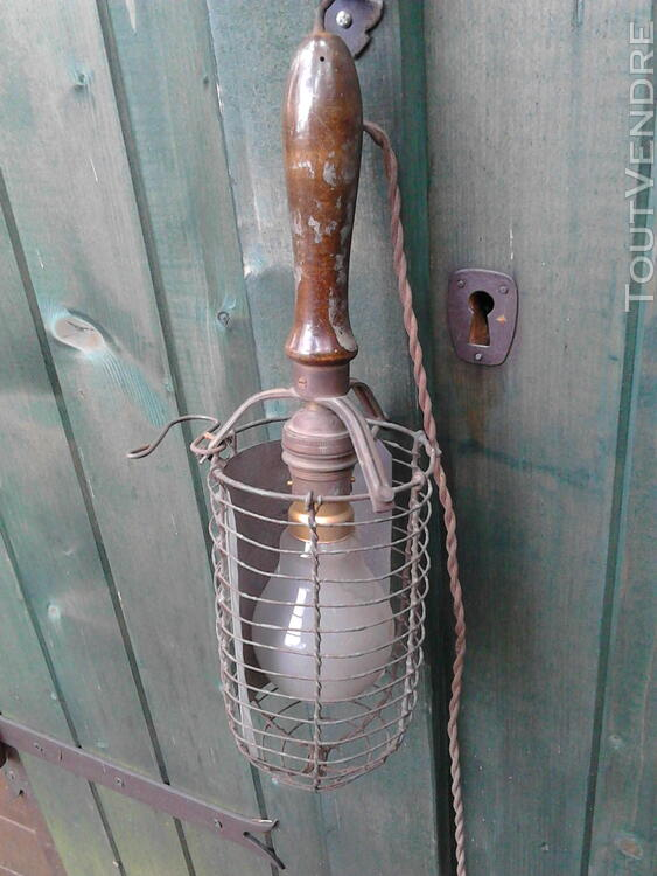 Lampe Baladeuse Atelier/Loft Luminaire Ancien suxn 165616426