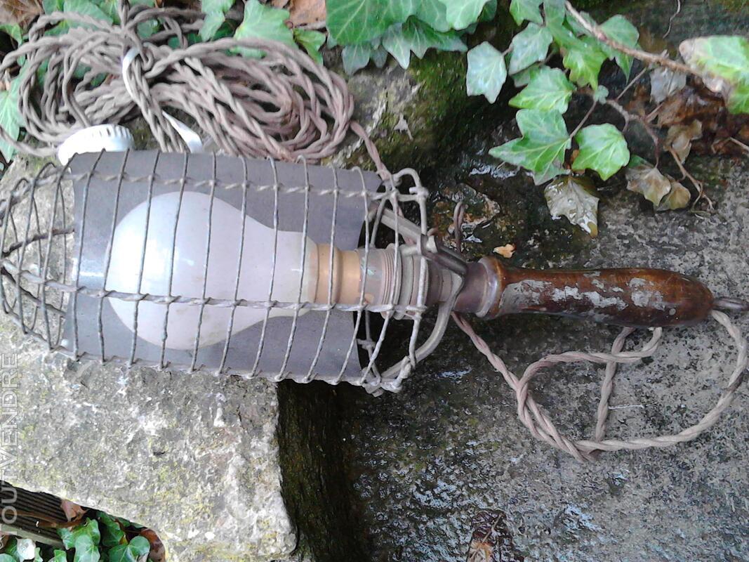 Lampe Baladeuse Atelier/Loft Luminaire Ancien suxn 165616489