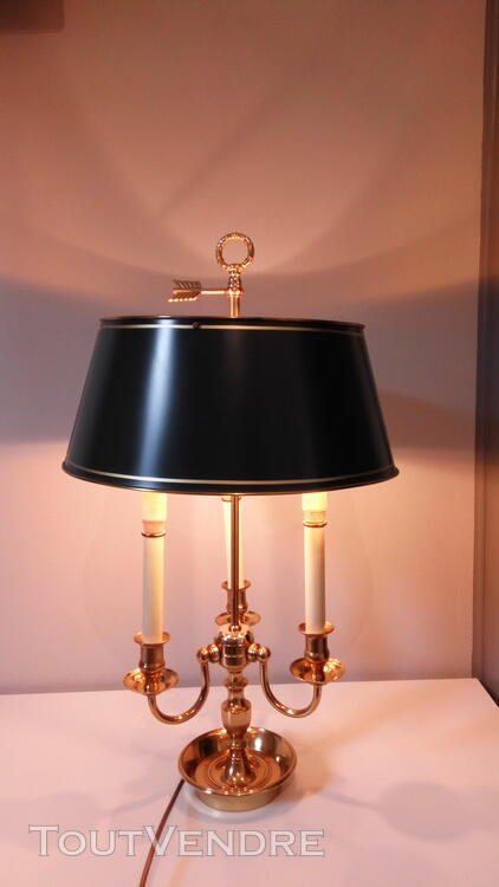 Lampe bouillotte empire 177620531