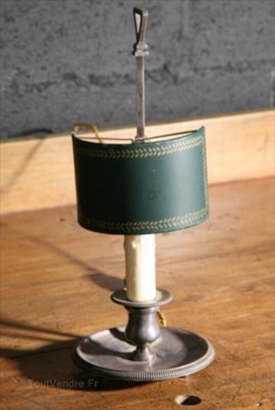 Lampe bouillotte XIXe s 71854543