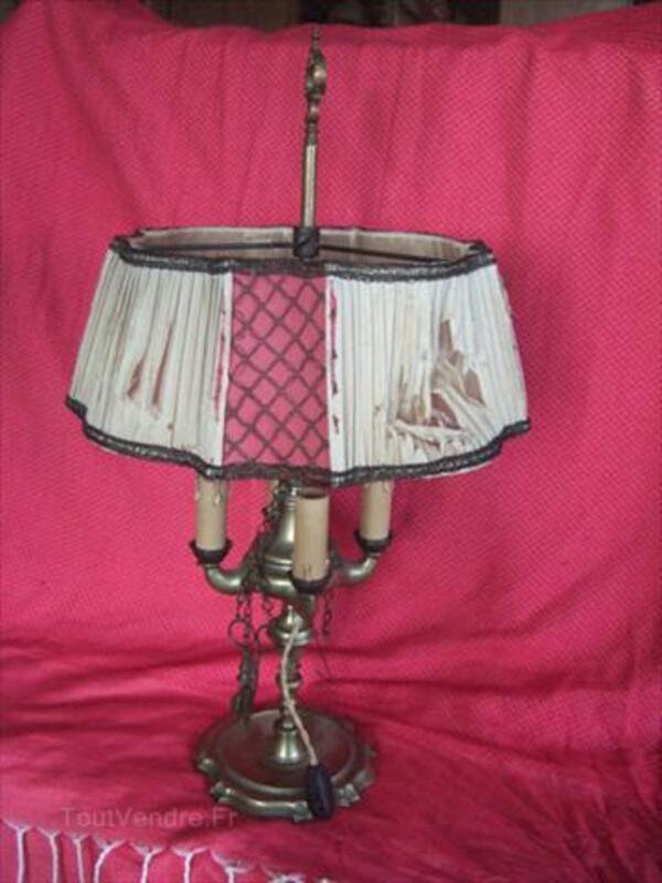 Lampe bouillotte XIXème. 56458495