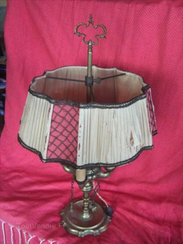 Lampe bouillotte XIXème. 56458496