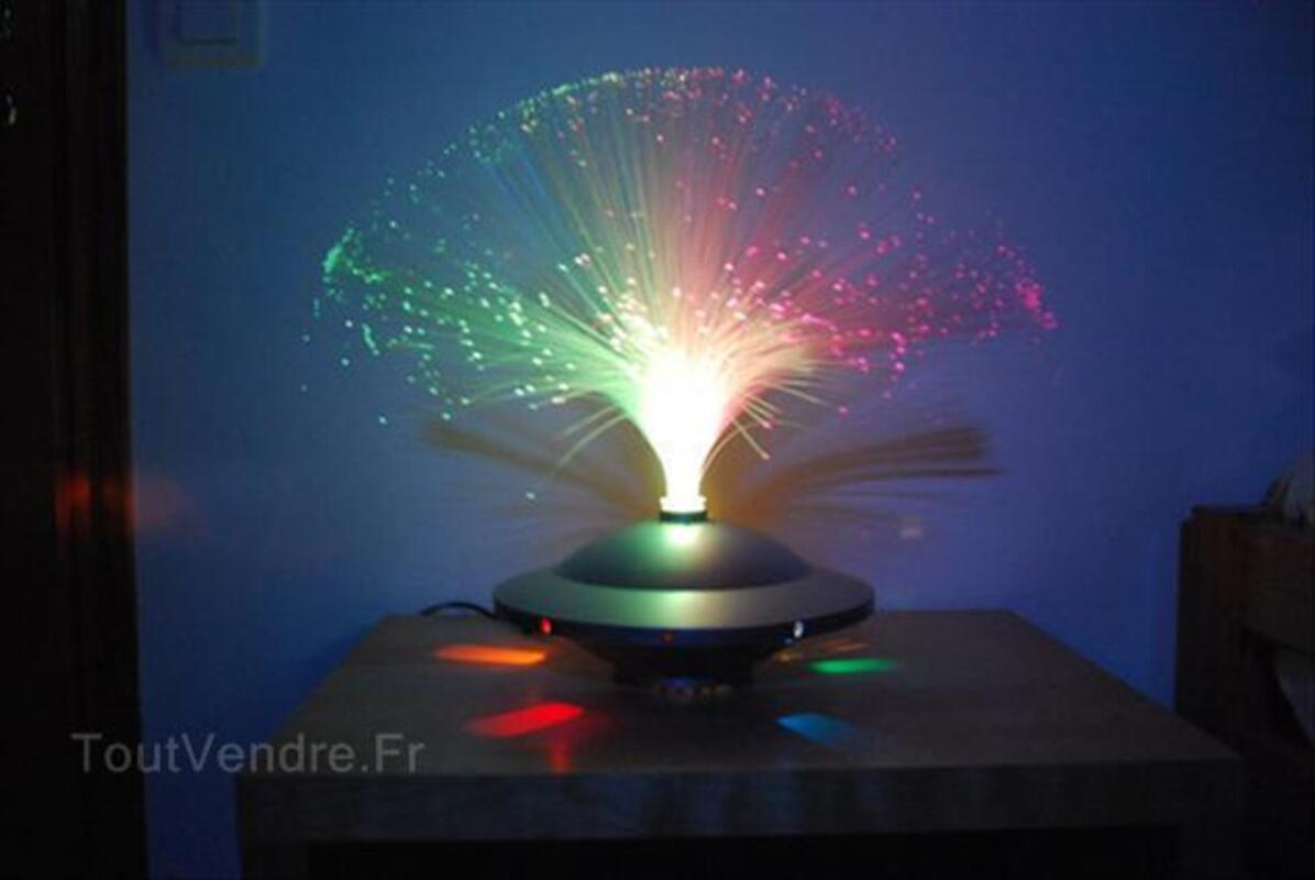 Lampe d'ambiance, lumière fibre optique 87598333