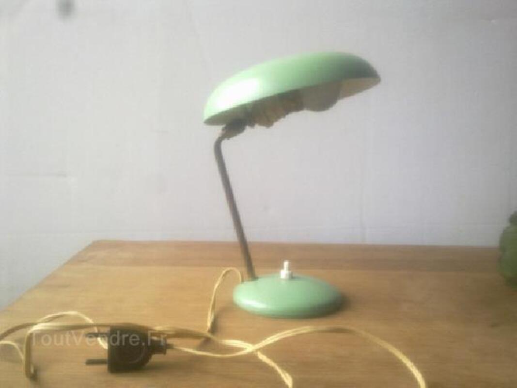Lampe de bureau articulée années 50 lampe champignon 92477538