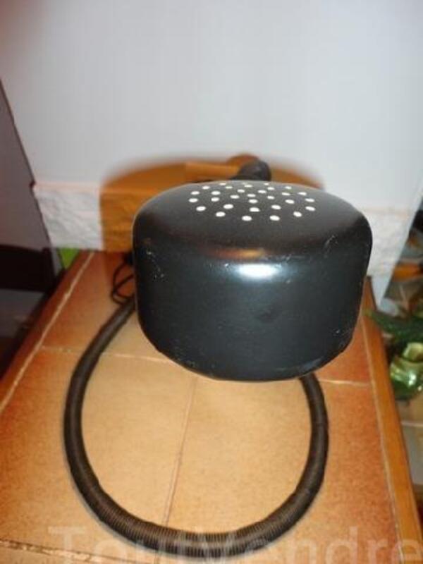 Lampe de bureau snake année 80 92475126