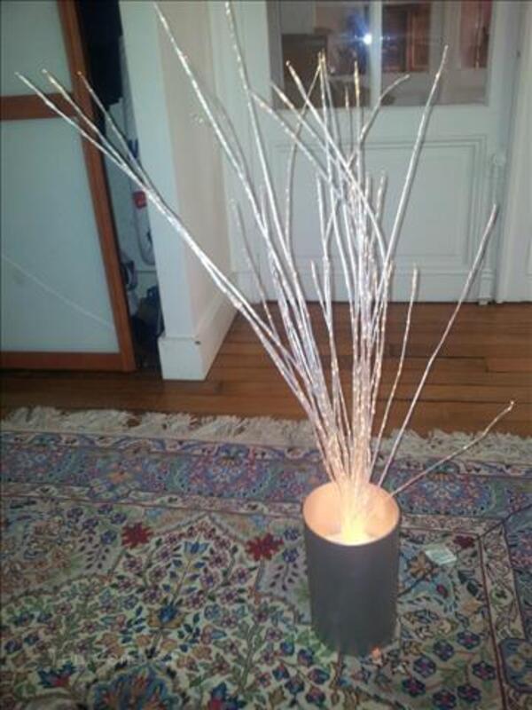 Lampe de noël à fibre optique design 86770370