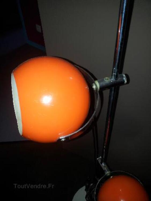 Lampe de sol des années 70 97242992
