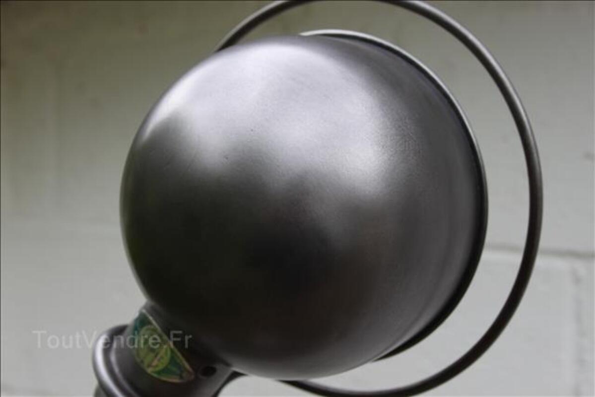 Lampe Jieldé 4,5,6 bras Finition graphite / Restauration Pro 92302172