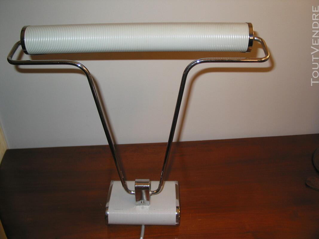Lampe JUMO N° 71 art déco vintage moderniste bureau architec 610474787