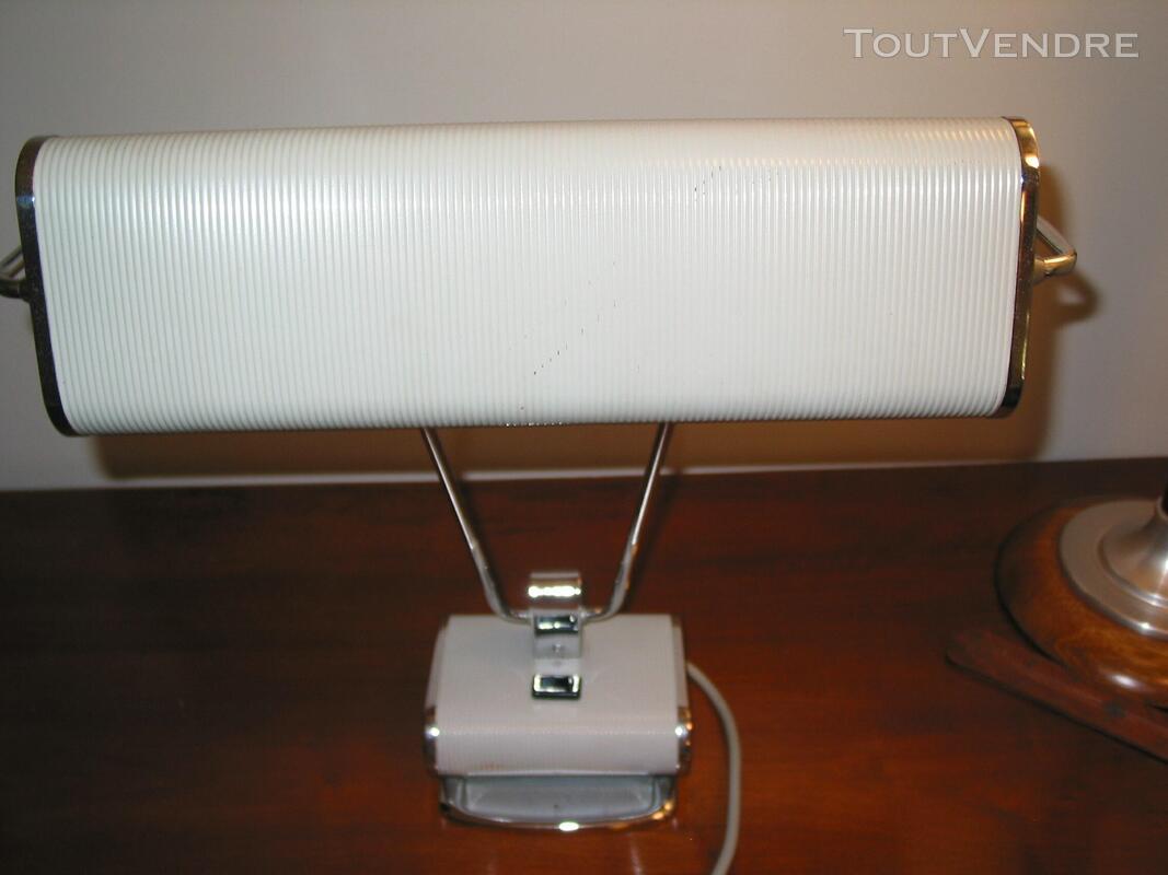 Lampe JUMO N° 71 art déco vintage moderniste bureau architec 610474970