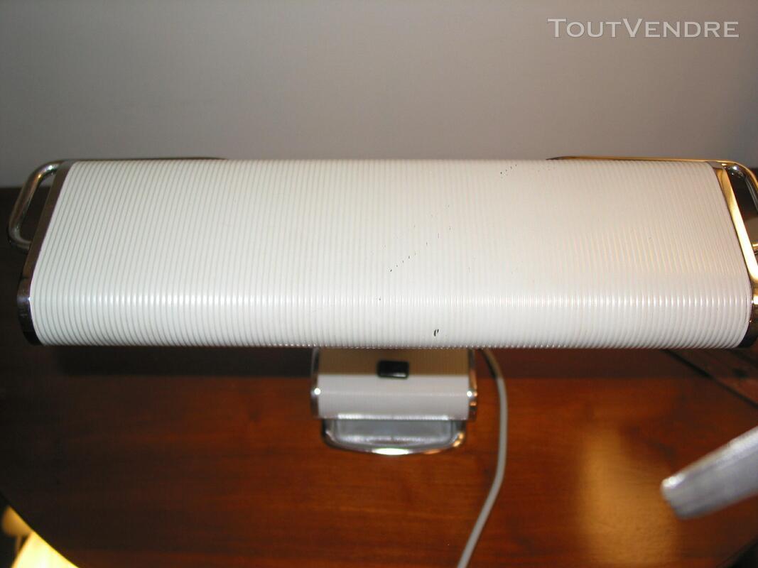 Lampe JUMO N° 71 art déco vintage moderniste bureau architec 610475165