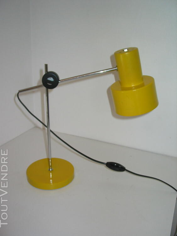 Lampe vintage 1970 design ALAIN RICHARD pour ARTELUCE lampe 616656129
