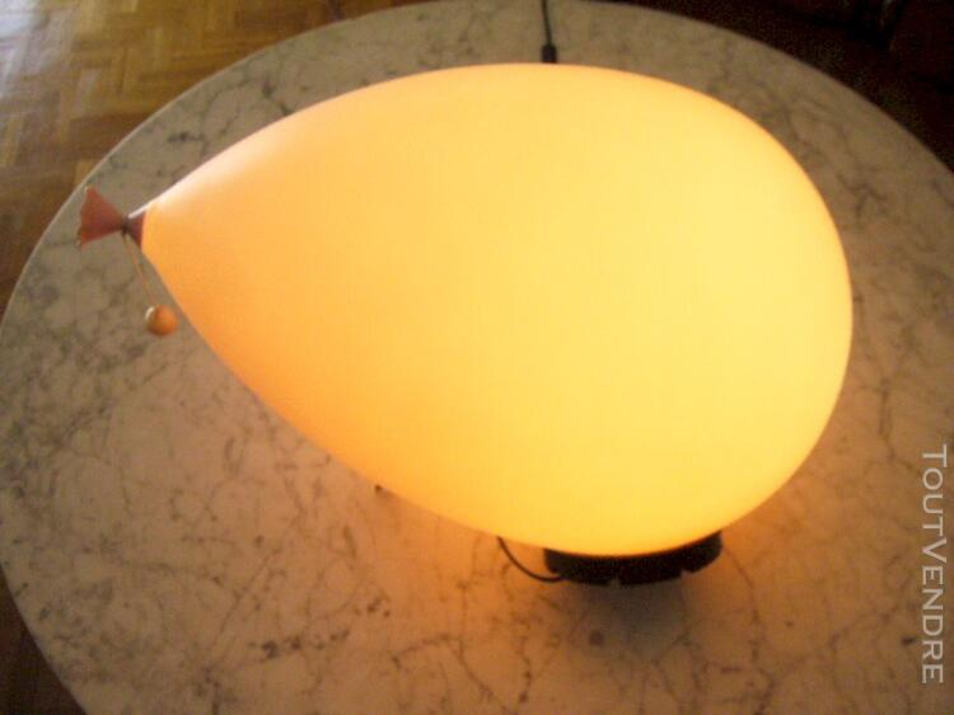 LAMPE VINTAGE 70 BALLON 118071511