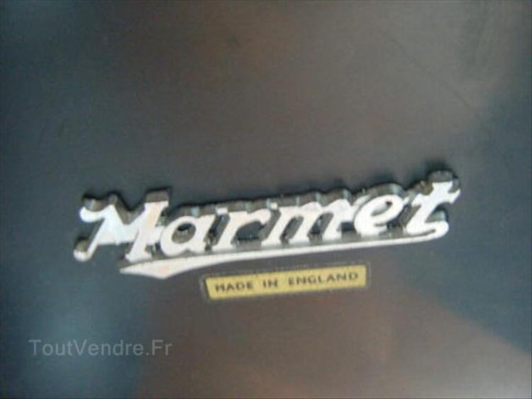 "Landau Anglais Marmet ""Silver Cross "" 54506111"