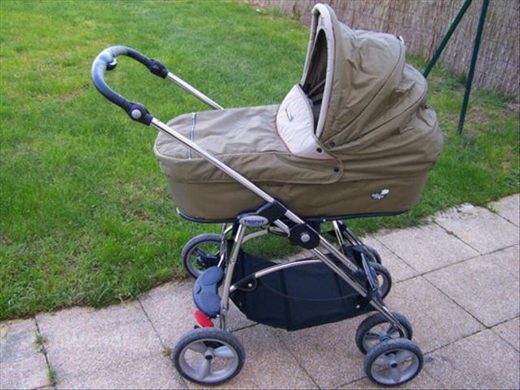 Landau+poussette bébé confort 56483010