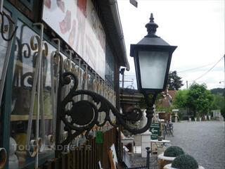 Lanterne murale
