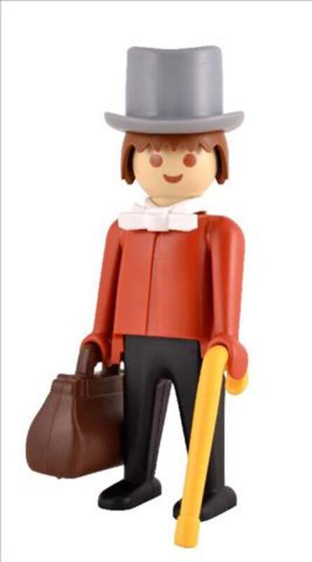 LE GENTLEMAN playmobil leblon delienne figurine 89121053