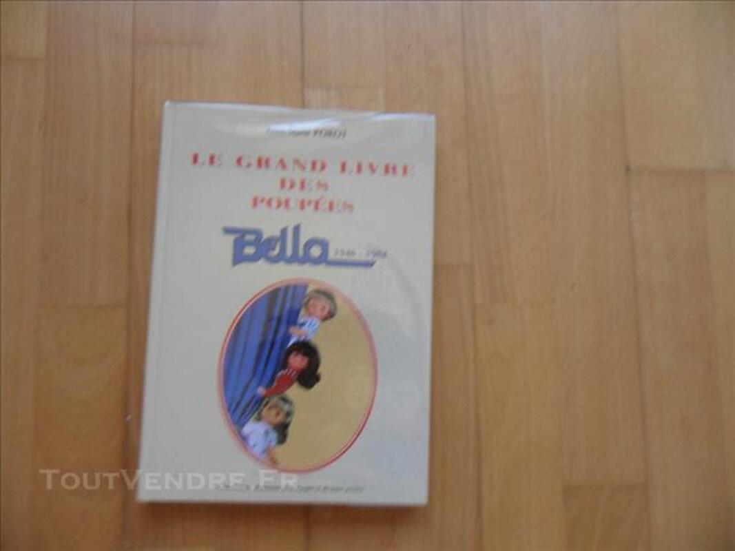 LE GRAND LIVRE DES POUPEES BELLA 83103252
