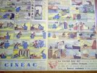 Le journal de mickey 1e année N°1 du 21 octobre 1934