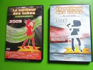 Le meilleure des tubes en karaoké- 2006 ET 2009