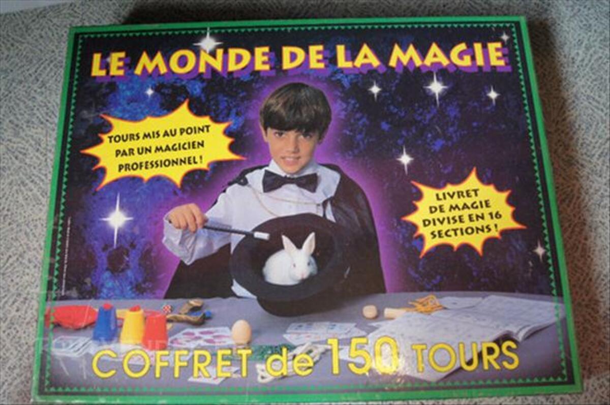 LE MONDE DE LA MAGIE 74004054