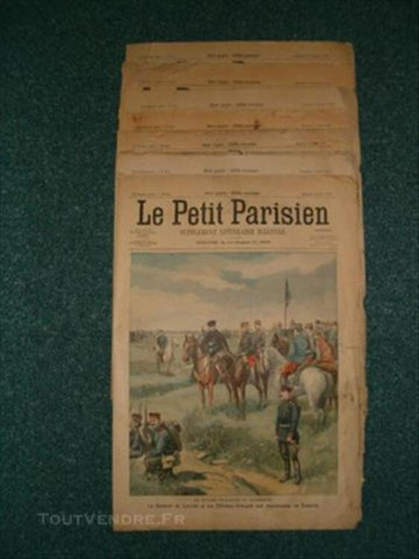 LE PETIT PARISIEN 1905 86270639