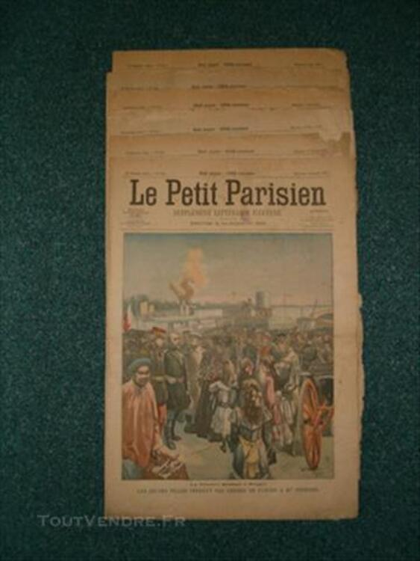 LE PETIT PARISIEN 1905 86270640