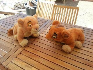 Le roi lion intéractif