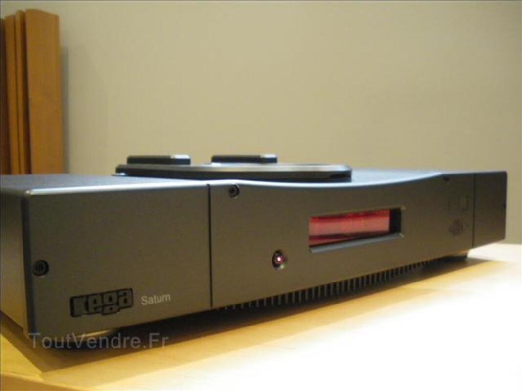 Lecteur cd hifi intégré réga saturne 100110175