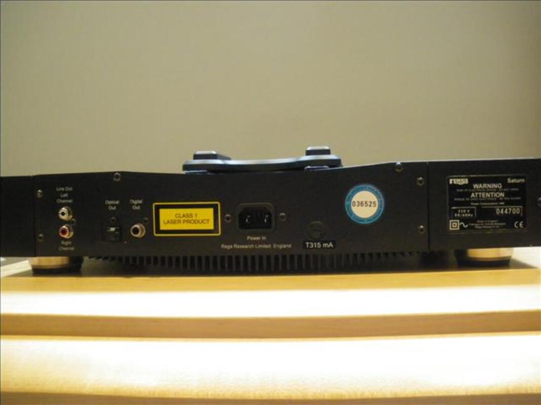 Lecteur cd hifi intégré réga saturne 100110193