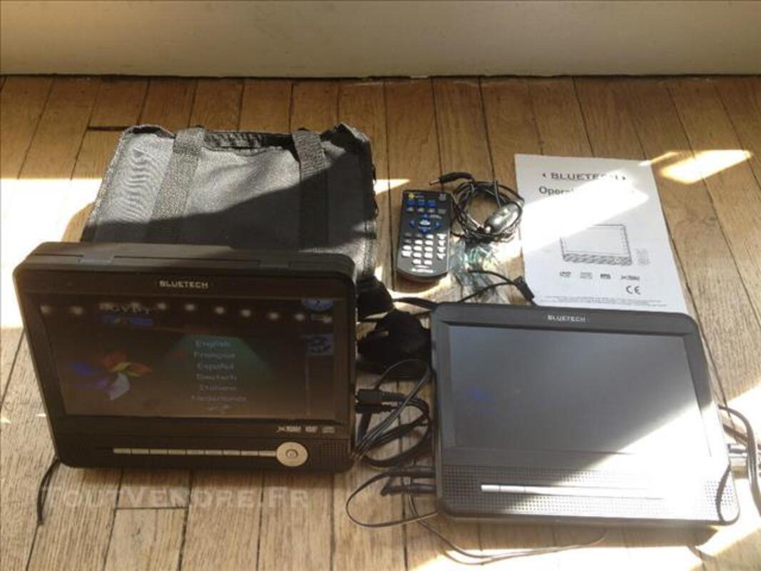 Lecteur DVD et DIVX voiture Double écran DPB90T-001 84634168