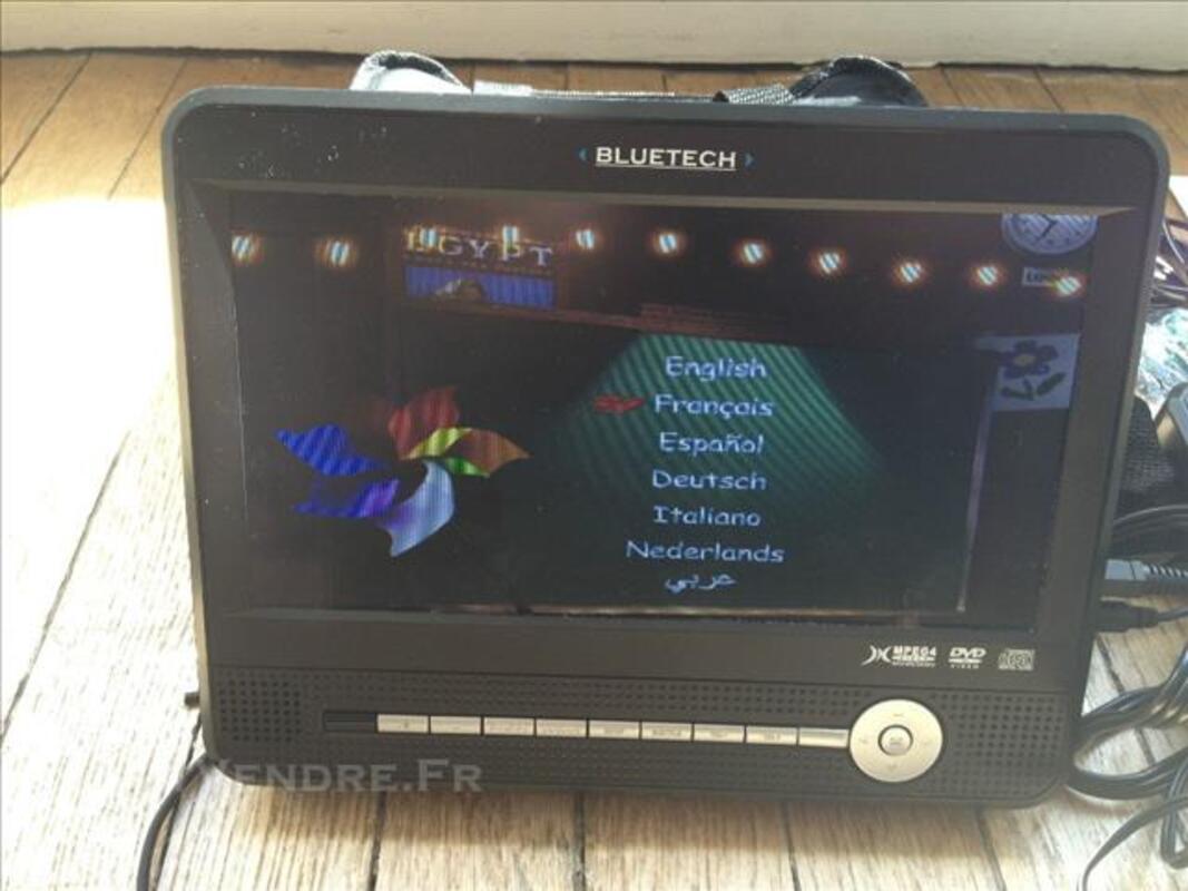 Lecteur DVD et DIVX voiture Double écran DPB90T-001 84634169
